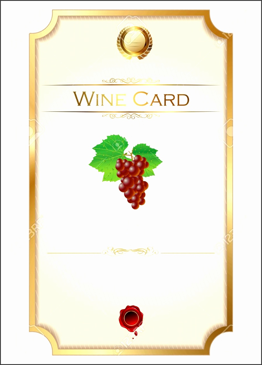 Wine Bottle Label Templates Free