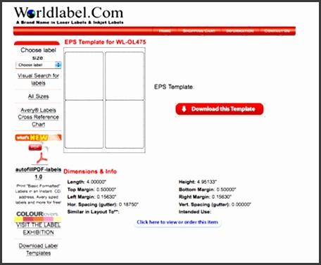 Worldlabel labels