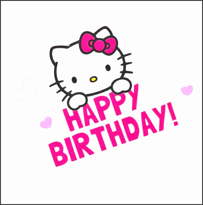 birthday card template free hello kitty birthday card template free 6 greeting card template microsoft word