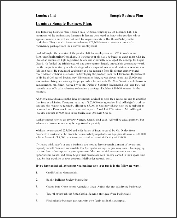 Manufacturing Business Proposal Example in PDF